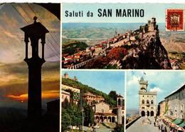 SALUTI  DA SAN MARINO -  (RSM) - San Marino