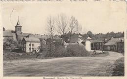 Rossignol  Route De Florenville Carte Festonnée Circulé En 1951 - Florenville