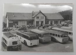88 Col De La Schlucht - Brasserie De La Schlucht Cpsm - Sonstige Gemeinden