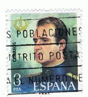 SPAIN»1975»MICHEL ES 2195»USED - 1931-Tegenwoordig: 2de Rep. - ...Juan Carlos I