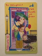 """Télécarte - Collection """"Les Grandes Nouvelles"""" - 1999 - Tirage 500 000 Ex. - Phonecards"""
