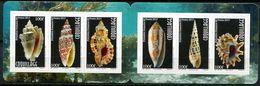 Polynésie, N°1139 à N° 1144** Y Et T En Carnet C1139 Non Plié - Carnets