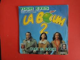 VINYLES   45 T   La Boum 2  Bande Originale Du Film - Musicals