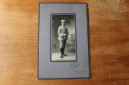 Guerre 1914 1918 Officier 17 Dragons Bleu Horizon - War, Military