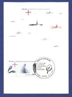 BRD 2003  Mi.Nr. 2372 , 100 Jahre Katholischer Deutscher Frauenbund - Maximum Card - Berlin Erstausgabetag 13.11. 2003 - BRD
