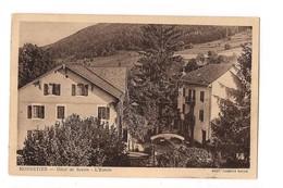 MONNETIER HOTEL De SAVOIE - L'entrée. - Autres Communes