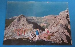 Isola D'Elba Monte Capanne Marciana Marina Cartolina 1964 - Italia