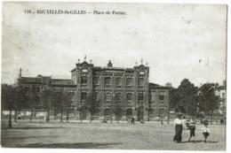 Bruxelles St Gilles   Place De Parme - St-Gilles - St-Gillis