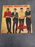 Disque The Shadows - The Savage - Columbia ESDF 1404 - 1962 - - Instrumental