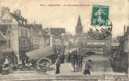 CPA Amiens Le Quartier St-Leu - Amiens