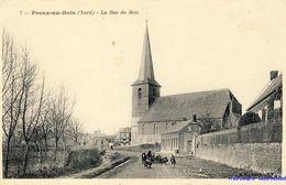 59 - Preux-au-Bois - La Rue Du Bois - France