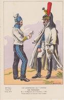 Uniformes Du 1er Empire 14eme Régiment 1810 ( Carte Tirée à 400 Ex ) - Andere