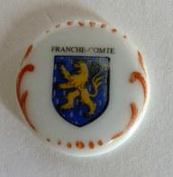 FEVE CLAMECY BLASON FRANCHE COMTE 1993 - Frühe Figuren