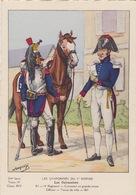 Uniformes Du 1er Empire 14eme Régiment Cuirassier En Grande Tenue  Tirage 400 Ex - Andere