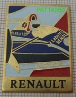 F1 RENAULT ELF CANON - F1