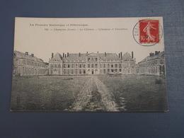 Cpa Champien Le Château - Splendeur Et Décadence. 1907 Belle Carte - Francia