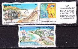 Nuova Caledonia 1991-Serie Completa    Usata - Neukaledonien