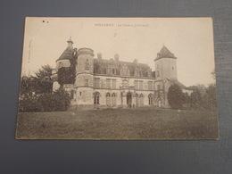 Cpa Pont-Rémy Le Château (Côté Sud)  1922 - Unclassified