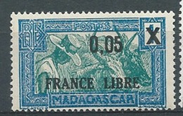 Madagascar   Yvert  N°   240 *     -  Po 62707 - Madagascar (1889-1960)