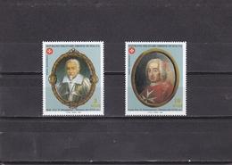 Orden De Malta Nº 569 Al 570 - Malta (la Orden De)