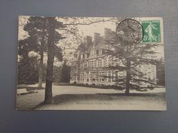 Cpa Bouillancourt-en-Séry Château D' Ansennes.1911 - Unclassified