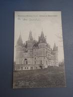 Cpa Environs D'Hornoy Château De BROCOURT - Francia