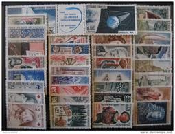 TB Année Complète 1965: Du N° 1435 Au N° 1467 Avec 1465A Au Lieu Des Timbres 1464 Et 1465 ( Neufs XX ). - France