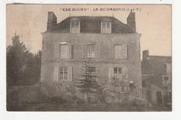 LA RICHARDAIS - KER BOUAN - 35 - Autres Communes