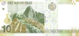 PERU P. 187 10 S 2013 UNC - Pérou