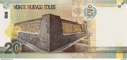 PERU P. 188 20 S 2013 UNC - Pérou