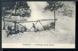 Pozzuoli - La Solfatara  - Non Viaggiata - Rif. Z0337 - Pozzuoli