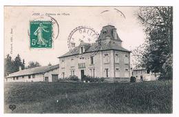 D 63  - JOZE -  CHATEAU    De L 'OURS   - 6091   MZL - France