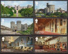 GREAT BRITAIN 2017 Windsor Castle - 1952-.... (Elizabeth II)