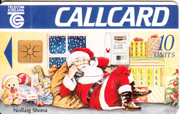 IRELAND - Christmas 1993, Chip GEM1.2, 12/93, Used - Ireland