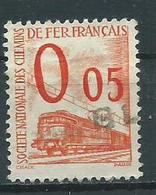 Timbre Colis Postaux 1960 Yvt N° 31 - Afgestempeld