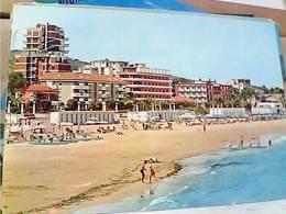 5 CARD GIULIANOVA A  SPIAGGIA  E HOTEL PROMENADE VB1970/76 HC9819 - Teramo