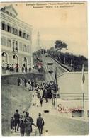 BRASIL COLLEGIO SALESIANO SANTA ROSA EM NICTHEROY ASCENSOR MARIA AUXILIADORA 1907 - Brasile