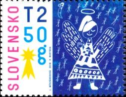 SK 2018-673  The Christmas Mail 2018 SLOVAKIA, 1 X 1v, MNH - Slowakische Republik