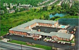 New York Buffalo The Lord Amherst Motor Hotel - Buffalo