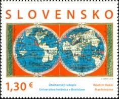SK 2018-675 Joint Issue With Turkey SLOVAKIA, BOOKLET, MNH - Slowakische Republik