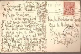 Great Britain & Marcofilia, Happy Birthday And Many More To Paddington To Come, Felgueiras Portugal 1930 (575) - 1902-1951 (Rois)