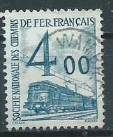 Timbre Colis Postaux 1960 Yvt N° 44 - Afgestempeld