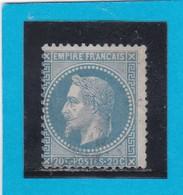 N° 29B   LOSANGE GC   - REF ACDIV - 1863-1870 Napoleon III With Laurels
