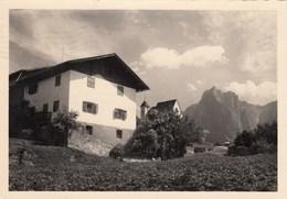 SIUSI-CASTELROTTO-BOZEN-BOLZANO-MOTIVO-CARTOLINA VERA FOTOGRAFIA  VIAGGIATA IL 10-6-1959 - Bolzano