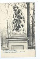 """Bruxelles - Statue Du Parc, """" La Charité Ou La Bonne-Mère """" De Vervoorst - Plätze"""