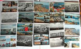 LOCTUDY - ILE TUDY  29  Vue Divers . Lot De  21 Cartes . - Loctudy