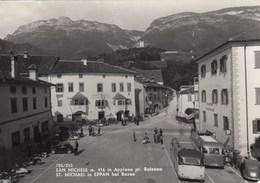 ST.MICHAEL IN EPPAN-SAN MICHELE-BOZEN-BOLZANO-AUTOBUS-BUS-CORRIERA-CARTOLINA VERA FOTOGRAFIA VIAGGIATA  IL 21-6-1962 - Bolzano