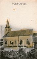 (108)  CPA  Liffol Le Grand  Eglise   (Bon état) - Liffol Le Grand