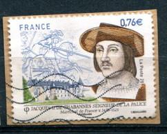France 2015 - YT 4955 (o) Sur Fragment - Usati