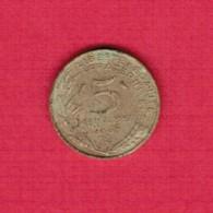 FRANCE  5 CENTIMES 1966 (KM # 933) #5262 - France